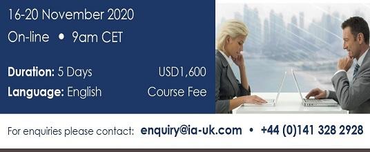 SAI-Approved SA8000 Auditor Course (16-20 November 2020)